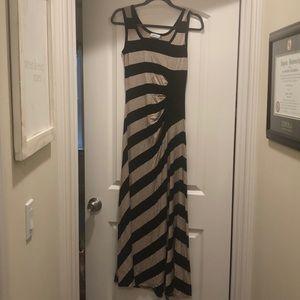Calvin Klein Super soft stretchy maxi dress